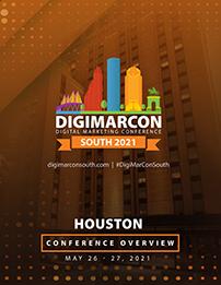 DigiMarCon Southeast 2022 Brochure